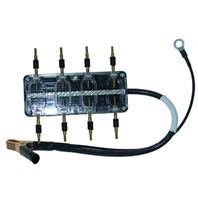511-9766 CDI Spark Tester, 1 to 8 Cylinders, Sealed Design