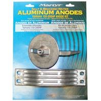 CMY150KITA Yamaha Aluminum Anode Kit, 150-200 Hp