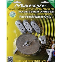 MAGNESIUM ANODE KIT for Yamaha 4T 40-60 Hp Outboards