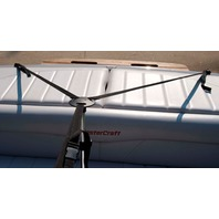 CARVER Boat Cover Support Strap System for Boats up to 28'