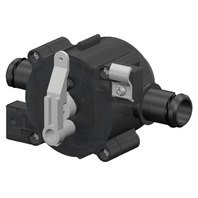 2-POSITION AUTOMATIC REVERSIBLE SHUT-OFF VALVE, 3/4 QWIK-LOK- Front Cable, Auto/Empty