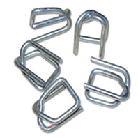 "DR. SHRINK STORAGE WRAP TOOLS-1/2"" Buckles, Pkg of 100"