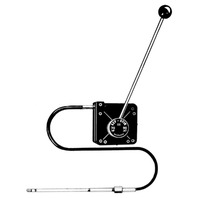 """EZY-STIK II STEERING SYSTEM-11' Cable Length; 124"""" Actual Reach"""