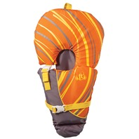 FULL THROTTLE  BABY SAFE VEST-Orange/Gray