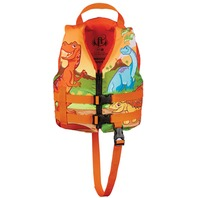 "FULL THROTTLE  WATER BUDDY CHILD VEST-Child 20-25"", 30-50 lbs, Dinosaur"