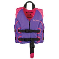 ALL-ADVENTURE CHILD VEST-Child 30-50 lbs, Purple/Pink