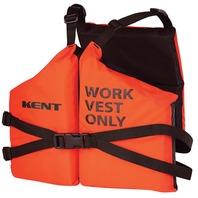 Kent Universal Nylon Work Life Vest Type V