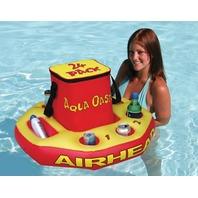AIRHEAD Aqua Oasis Floating Beverage Cooler