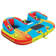 """AIRHEAD CHALLENGER MULTI-POSITION TOWABLE-Challenger , 1-3 Riders, 70"""" x 99"""""""