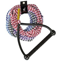 AIRHEAD PERFORMANCE SKI ROPE-4-Section Tournament Rope, 75'