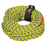 AIRHEAD SAFETY REFLECTIVE TUBE TOW ROPE, 6-RIDER-6 Rider Tow Rope