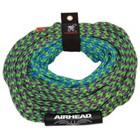 AHTR-42 AIRHEAD 4-Rider, 2-Section Tube Tow Rope, 60'
