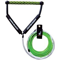 AIRHEAD SPECTRA  Thermal Wakeboard Rope, 70'  4-Section