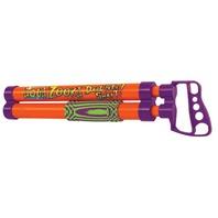 """AQUA-ZOOKA -Double Shot Water Bazooka, 18"""""""