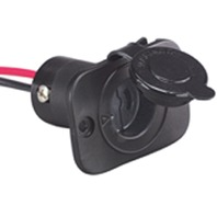 CONNECT PRO  2-WIRE TROLLING MOTOR RECEPTACLE-ConnectPro Receptacle Only, 2-Wire