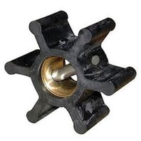 "JOHNSON PUMP REPLACEMENT IMPELLER, MC97-For F4 Pump, 6 Blade, 2""OD, .87""W"