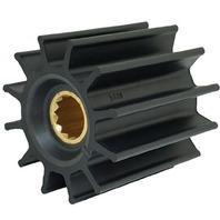 "JOHNSON PUMP REPLACEMENT IMPELLER, NEOPRENE- F9 Pump, 11 Blade, 3.74""OD, 3.48""W"