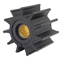 JOHNSON PUMP REPLACEMENT IMPELLER, NEOPRENE-For F-8 Pump, 11 Blade