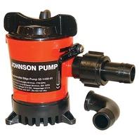 CARTRIDGE BILGE PUMP WITH DURA-PORT-1000 GPH, Uses Repl. Cartridge 28512