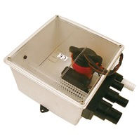 Johnson Pump Multiple Port Shower Sump System
