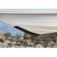 """KEEL GUARD-5""""W x 6'L, Black, For Boats 17-18' L"""