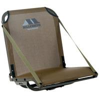 MILLENNIUM COMFORT MAX FOLD DOWN MESH SEAT-Folding Boat Seat, Green