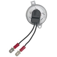 Moeller Marine Conversion Capsule from Mechanical to Electrical Dash Mount Gauge, 33-240 ohm.