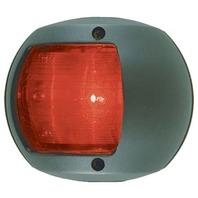 VERTICAL MOUNT PLASTIC SIDE LIGHT-Red Bow Light