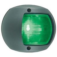 VERTICAL MOUNT PLASTIC SIDE LIGHT- Green Bow Light