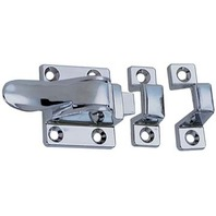 "CUPBOARD CATCH-1-1/2"" x 1-7/8"", Uses #6 Fasteners"