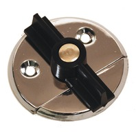 "DOOR BUTTON-1-3/4"" O.D., Uses #6 Fasteners"