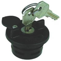 Perko Locking Gas Fill Cap Only w/ 2 Keys