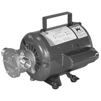 JABSCO PORTABLE UTILITY PUMP-115V Self Priming Pump