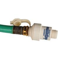 JABSCO Inline Water Pressure Regulator, 45 psi
