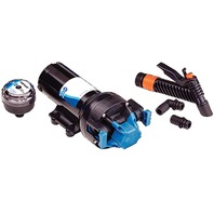 JABSCO HOTSHOT SERIES AUTOMATIC HIGH PRESSURE WASHDOWN PUMP KIT-5.0 GPM 70 PSI