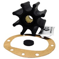 JABSCO REPLACEMENT IMPELLER KIT, NEOPRENE-8 Blade Impeller Kit