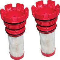FUEL FILTER, MERCURY OPTIMAX/VERADO-2 Micron Replacement Filter 2-Pack