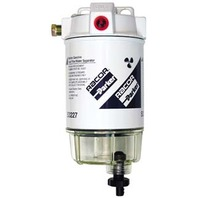 RACOR SPIN-ON SERIES GASOLINE/WATER SEPARATOR FILTER-60 GPH Filter Assembly