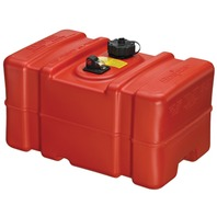 "PORTABLE FUEL TANK, EPA/CARB COMPLIANT 12 Gallon, 22.9""L x 14.3""W x 13.9""H (Tall Profile)"