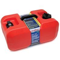 "PORTABLE FUEL TANK, EPA/CARB COMPLIANT 6 Gallon, 19.3""L x 12.2""W x 10.2""H"