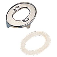 CANVAS SNAP AND STUD  FASTENERS-Snap Turn Buckle & Washer Set, eyelet Type, 2 Pair (4 pcs)