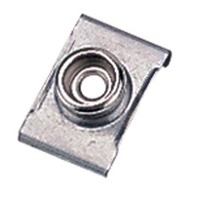 """STAINLESS STEEL WINDSHIELD CLIP, 7/8"""" Base, Set of 4"""