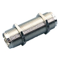 DOUBLE FEMALE UHF CONNECTOR-Female UHF Connector