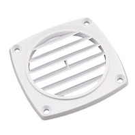 "FLUSH VENT-Up to 3"" Hose Size; White"