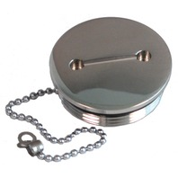 Seadog DECK FILL Replacement Cap & Chain Only
