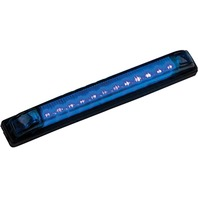 "LED STRIP LIGHTS-6"" x 3/4"", Blue LEDs"