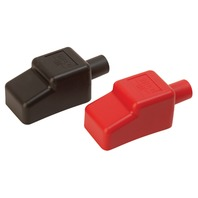 "BATTERY TERMINAL COVERS, SEADOG-For 5/8"" Cable, Red, Bulk"