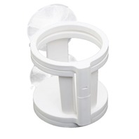 EXPANDABLE DRINK HOLDER WITH SUCTION CUPS-Single/Dual Drink Holder, White