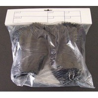 "Sierra Marine Black 4"" x 10' Bilge Ventilation Hose"