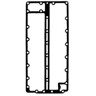 321182 0321182 EXHAUST COVER PLATE GASKET V6 EVINRUDE JOHNSON